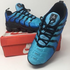 Nike Air VaporMax Plus Obsidian Blue Sz 11